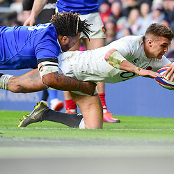 10,02,2019  Rugby England and France