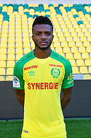 Chidozie Awaziem during photoshooting of Fc Nantes for new season 2017/2018 on September 18, 2017 in Nantes, France. (Photo by Philippe Le Brech/Icon Sport)
