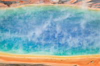 Grand Prismatic Spring, Yellowstone National Park Wyoming
