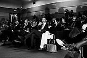 Davide Casaleggio attends a conference, 'Dagli elettroni ai Bit', organized by Anev and Utilitalia on September 28, 2018, in Rome, Italy. 2018. Christian Mantuano / OneShot