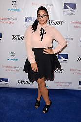 Jessica Marie Garcia, at the 2016 TMA Heller Awards, Beverly Hilton Hotel, Beverly Hills, CA 11-10-16. EXPA Pictures © 2016, PhotoCredit: EXPA/ Avalon/ Martin Sloan<br /> <br /> *****ATTENTION - for AUT, SLO, CRO, SRB, BIH, MAZ, SUI only*****