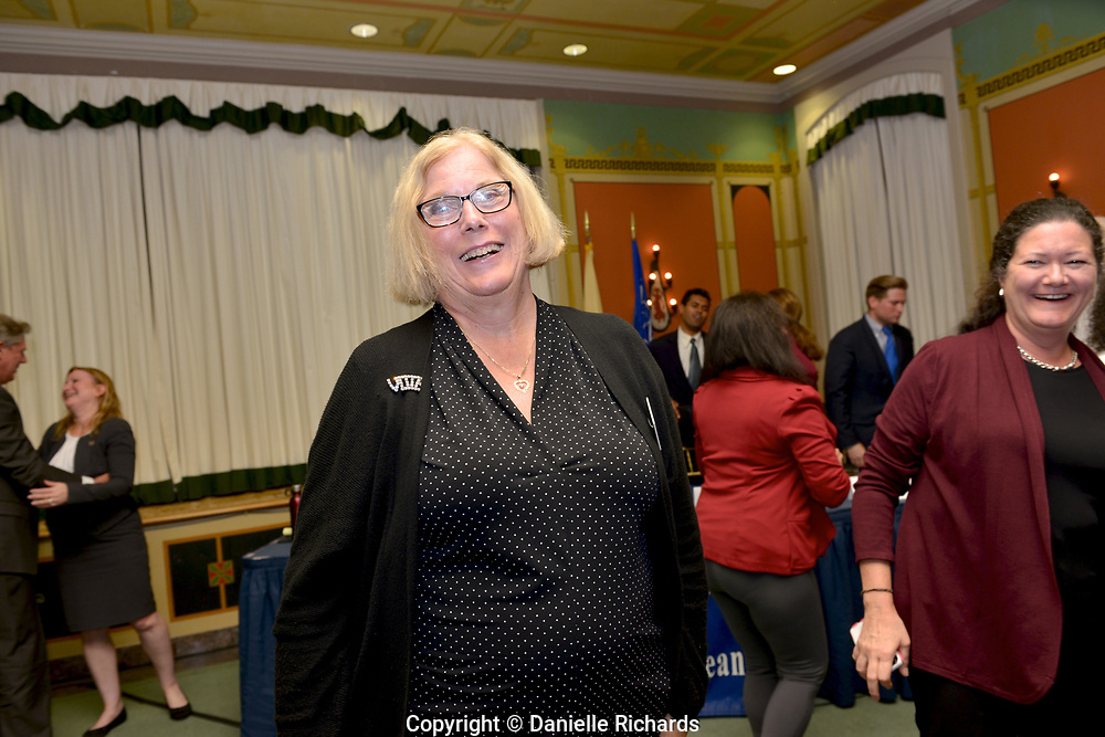 League of Women Voters candidate forum, Monmouth University, October 16, 2017