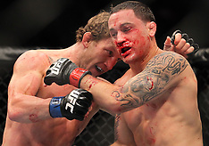 October 8, 2011: UFC 136 - Frankie Edgar vs Gray Maynard III