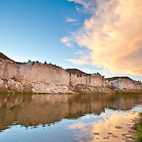 russel country, montana, usa, upper missouri river breaks national monument, russell