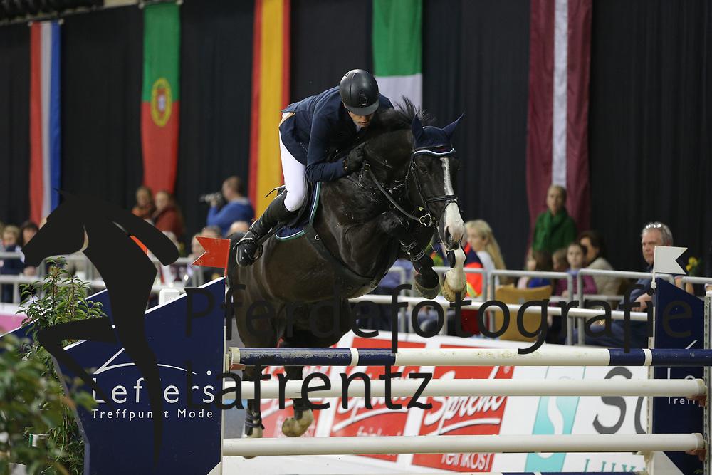 Stevens, Mario, Baloubet<br /> Oldenburg - Agravis Cup<br /> Grosser Preis<br /> © www.sportfotos-lafrentz.de/ Stefan Lafrentz