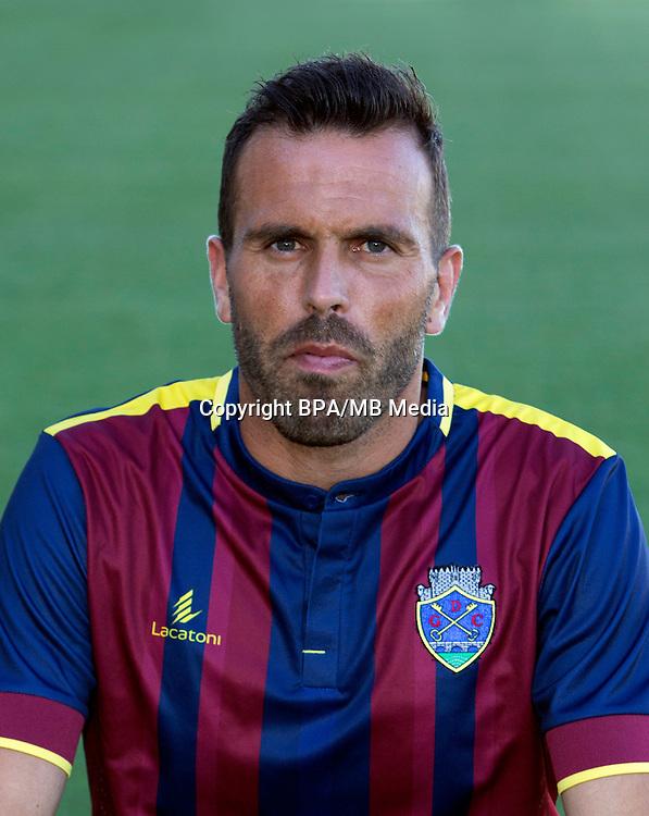 Portugal - Primera Liga NOS 2016-2017 /  <br /> ( GD Chaves ) - <br /> Pedro Miguel Barbosa Queiros