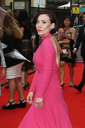 Daisy Lewis, BAFTA Celebrates Downton Abbey, Richmond Theatre, London UK, 11 August 2015, Photo by Richard Goldschmidt /LNP © London News Pictures.
