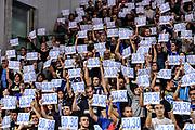 DESCRIZIONE : Campionato 2014/15 Dinamo Banco di Sardegna Sassari - Sidigas Scandone Avellino<br /> GIOCATORE : Tifosi Spettatori Protesta Pubblico<br /> CATEGORIA : Tifosi Spettatori Protesta Pubblico<br /> SQUADRA : Dinamo Banco di Sardegna Sassari<br /> EVENTO : LegaBasket Serie A Beko 2014/2015<br /> GARA : Dinamo Banco di Sardegna Sassari - Sidigas Scandone Avellino<br /> DATA : 24/11/2014<br /> SPORT : Pallacanestro <br /> AUTORE : Agenzia Ciamillo-Castoria / Luigi Canu<br /> Galleria : LegaBasket Serie A Beko 2014/2015<br /> Fotonotizia : Campionato 2014/15 Dinamo Banco di Sardegna Sassari - Sidigas Scandone Avellino<br /> Predefinita :