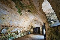 Slave Dungeon Interior, Elmina Castle