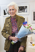Grace Robertson OBE President of Seaford Photographic Society<br />