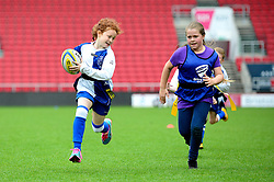 Bristol Sport Community Foundation hold a Celebration of Sport Week at Ashton Gate  - Mandatory by-line: Dougie Allward/JMP - 23/05/2017 - Celebration of sport week