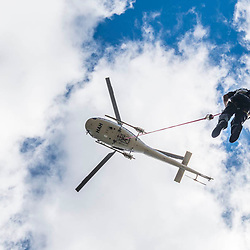 Wild Wire & Land SAR Rescue Exercise - Wanaka