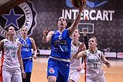 DESCRIZIONE : Roma Amichevole Pre Eurobasket 2015 Nazionale Italiana Femminile Senior Italia Ungheria Italy Hungary<br /> GIOCATORE : Francesca Dotto<br /> CATEGORIA : tiro penetrazione<br /> SQUADRA : Italia Italy<br /> EVENTO : Amichevole Pre Eurobasket 2015 Nazionale Italiana Femminile Senior<br /> GARA : Italia Ungheria Italy Hungary<br /> DATA : 15/05/2015<br /> SPORT : Pallacanestro<br /> AUTORE : Agenzia Ciamillo-Castoria/Max.Ceretti<br /> Galleria : Nazionale Italiana Femminile Senior<br /> Fotonotizia : Roma Amichevole Pre Eurobasket 2015 Nazionale Italiana Femminile Senior Italia Ungheria Italy Hungary<br /> Predefinita :