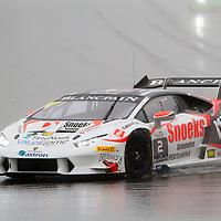 #2, Lamborghini Huracán, Leipert Motorsport, M.Eskelinen/K.Snoeks , Lamborghini BlancPain Super Trofeo 2015