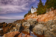 Bass Harbor Head Lighthouse,Acadia National Park