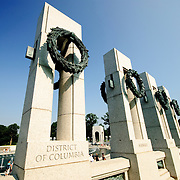 World War II Memorial on the National Mall, Washington DC