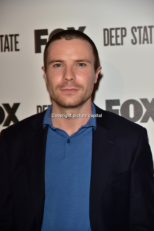 Joe Dempsie Attend the European Premiere Deep State at Curzon Soho on 15 March 2018, London, UK.
