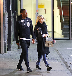 Man United beat Everton twice on Sunday, once at Old Trafford in The Premier League and once at All Star Lanes in ten pin bowling Matteo Darmian and wife Francesca teamed up with Anthony Martial and girlfriend Melanie Da Cruz to beat Everton'€™s Morgan Schneiderlin and wife Camille and friends