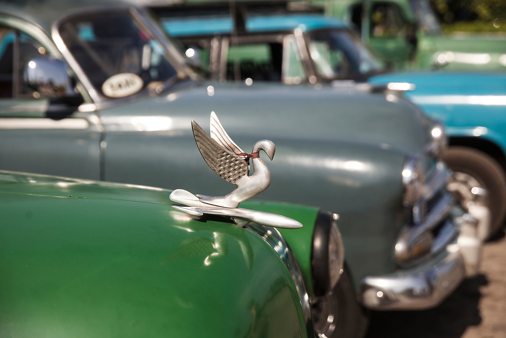 Old cars in Havana, Cuba.