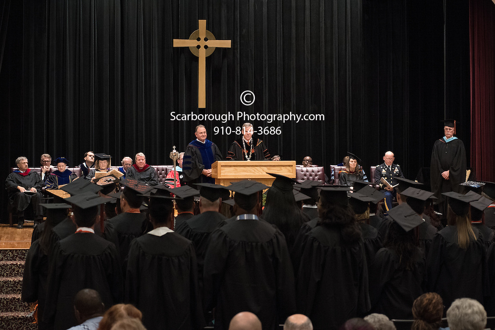 2016 Campbell University Adult Education Graduation Ceremony