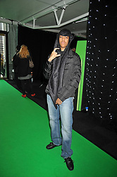 CHIPMUNK at the premier of Ben Ten Alien Force at the Old Billingsgate Market, City of London on 15th February 2009.