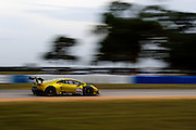November 19-22, 2015: Lamborghini Super Trofeo at Sebring Intl Raceway. #104 Isaac Tutumlu (ESP) Harald Schlotter (DEU), Leipert Motorsport