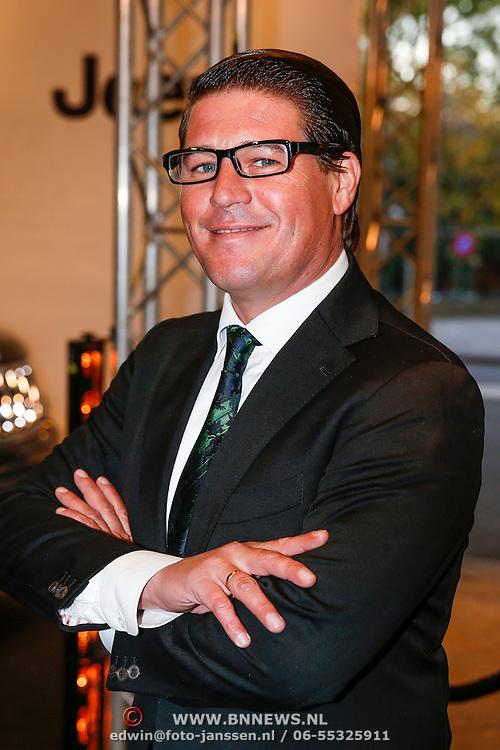 NLD/Amsteram/20121025- JFK Greatest Man 2012, Martijn Krabbe