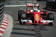 May 25-29, 2016: Monaco Grand Prix. Sebastian Vettel (GER), Ferrari