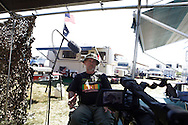 4th Infantry artillery veteran Bruce Wesley give an interview about the Battle of Dak To in 1967. Vietnam Veterans gather in Kokomo, Indiana for the 2009 reunion.