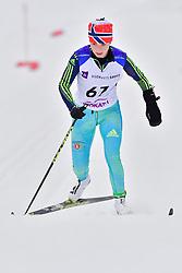 BUI Iryna, UKR, LW8 at the 2018 ParaNordic World Cup Vuokatti in Finland