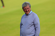 Crystal Palace manager Roy Hodgson standing on the pitch during the Pre-Season Friendly match between AFC Wimbledon and Crystal Palace at the Cherry Red Records Stadium, Kingston, England on 30 July 2019.