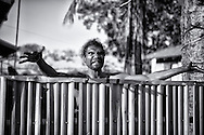 &quot;We need new houses !&quot; Stuart Ah Choo commented while he was totally stressed out. The first phase of the demolition of Kennedy Hill began on 15 September 2014. It has the community divided and given a lot of stress to it's residents. 7 houses out of the 12 remain. Broome, Western Australia. &copy;Ingetje Tadros/Diimex<br /> <br /> Winner West Australia Media Awards 2015 - Best Feature Photographic Essay<br /> Highly Commended at the West Australian Media Awards 2015