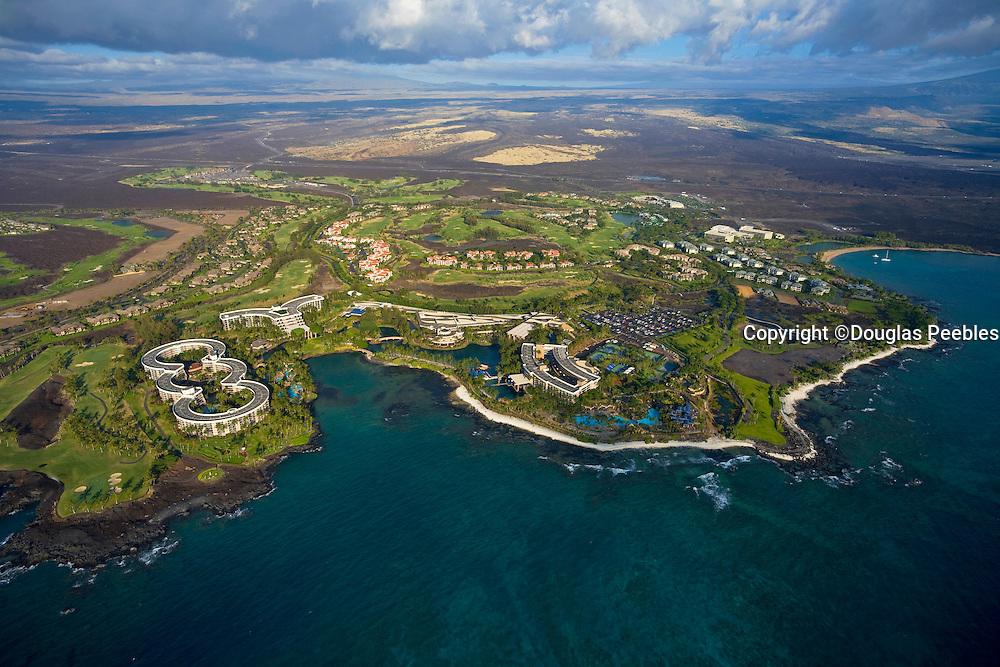 Hilton, Waikoloa Resort, Island of Hawaii