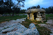 Italy-the Mediterranean megaliths of Salento