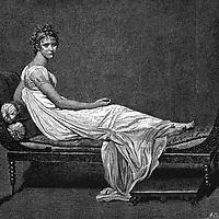 RECAMIER, Jeanne Francoise Julie