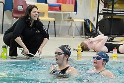 Coach/Entra&icirc;neure: Natalie Kahale<br /> Photo: Andre Forget (CAC/ACE)