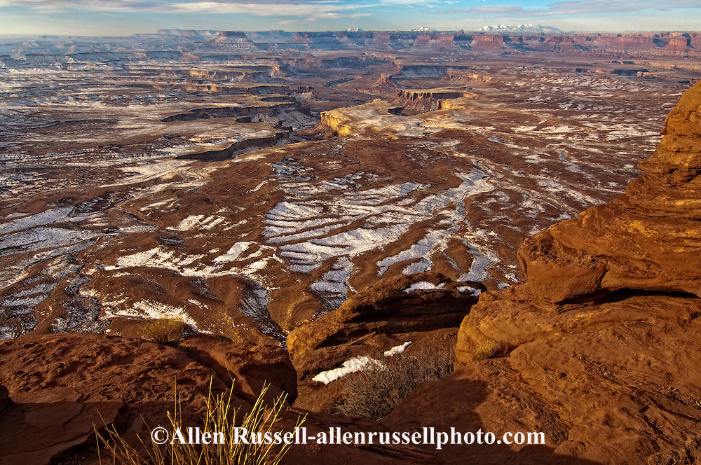 Green River Overlook, Canyonlands National Park, Island in the Sky, Utah