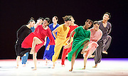 Cloud Gate 2 <br /> Triple Bill <br /> at Sadler's Wells, London, Great Britain <br /> Press photocall <br /> 21st November 2016 <br /> <br /> choreography by Cheng Tsung-lung <br /> <br /> TSOU Ying-lin <br /> <br /> CHAN Hing-chung<br /> <br /> LIN i-hsuan <br /> <br /> WU Jui-ying<br /> <br /> LEE Yin-ying<br /> <br /> LUO Sih-wei <br /> <br /> SU I-chieh<br /> <br /> CHEN Yi-en<br /> <br /> LIAO Chin-ting <br /> <br /> HSU Chih-hen <br /> <br /> <br /> Photograph by Elliott Franks <br /> Image licensed to Elliott Franks Photography Services