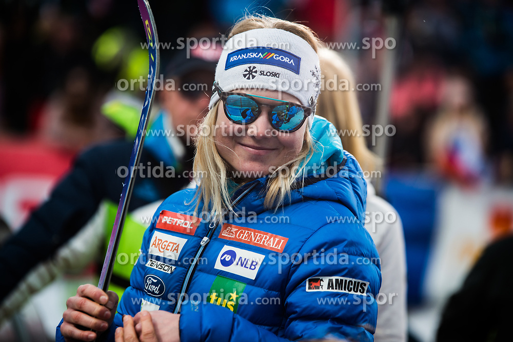 HROVAT Meta of Slovenia during the Audi FIS Alpine Ski World Cup Men's Slalom 58th Vitranc Cup 2019 on March 10, 2019 in Podkoren, Kranjska Gora, Slovenia. Photo by Peter Podobnik / Sportida