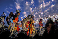 Pow Wow<br /> Warm Springs Reservation<br /> Oregon<br /> USA