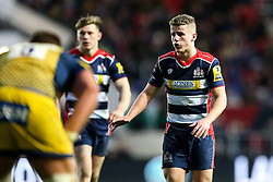 Billy Searle of Bristol Rugby - Rogan Thomson/JMP - 26/12/2016 - RUGBY UNION - Ashton Gate Stadium - Bristol, England - Bristol Rugby v Worcester Warriors - Aviva Premiership Boxing Day Clash.