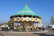 Children's Carousel at Orange County Great Park