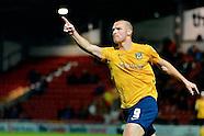 Wrexham v Oxford United 091213