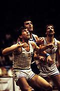 Europei Francia 1983 - Girone eliminatorio Limoges: Dino Meneghin, Drazen Dalipagic
