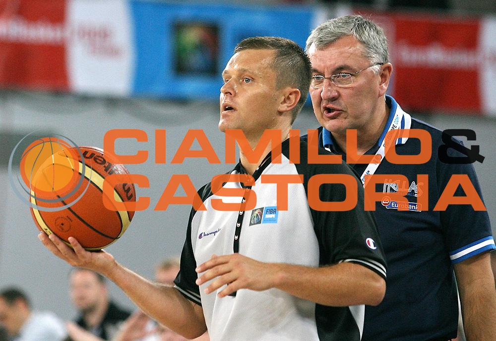 DESCRIZIONE : Bydgoszcz Poland Polonia Eurobasket Men 2009 Qualifying Round Grecia Russia Greece Russia<br /> GIOCATORE : Jonas Kazlauskas<br /> SQUADRA : Grecia Greece <br /> EVENTO : Eurobasket Men 2009<br /> GARA : Grecia Russia Greece Russia <br /> DATA : 13/09/2009 <br /> CATEGORIA :<br /> SPORT : Pallacanestro <br /> AUTORE : Agenzia Ciamillo-Castoria/A.Vlachos<br /> Galleria : Eurobasket Men 2009 <br /> Fotonotizia : Bydgoszcz Poland Polonia Eurobasket Men 2009 Qualifying Round Grecia Russia Greece Russia<br /> Predefinita :