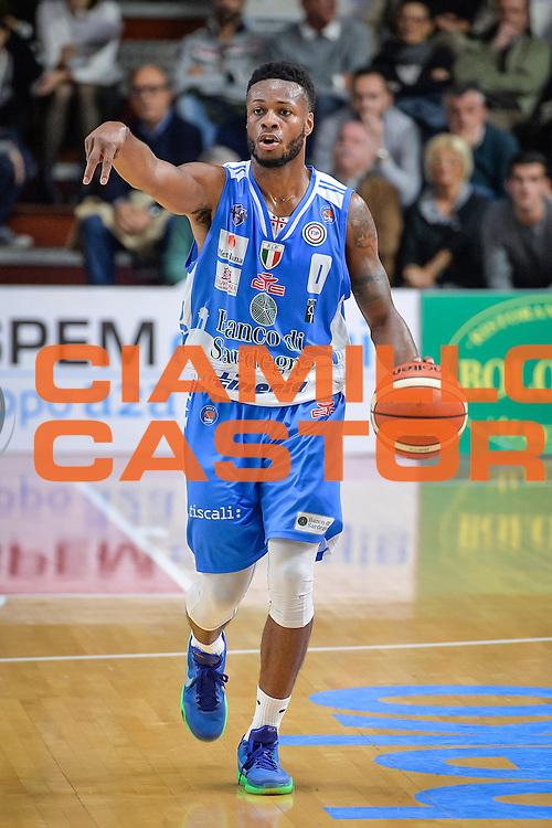 DESCRIZIONE : Varese Lega A 2015-16 Openjobmetis Varese Dinamo Banco di Sardegna Sassari<br /> GIOCATORE : MarQuez Haynes<br /> CATEGORIA : Palleggio Mani <br /> SQUADRA : Dinamo Banco di Sardegna Sassari<br /> EVENTO : Campionato Lega A 2015-2016<br /> GARA : Openjobmetis Varese - Dinamo Banco di Sardegna Sassari<br /> DATA : 27/10/2015<br /> SPORT : Pallacanestro<br /> AUTORE : Agenzia Ciamillo-Castoria/M.Ozbot<br /> Galleria : Lega Basket A 2015-2016 <br /> Fotonotizia: Varese Lega A 2015-16 Openjobmetis Varese - Dinamo Banco di Sardegna Sassari