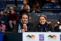Nielsen Denis, Michalke Victoria, GER<br /> Stuttgart German Masters 2017<br /> © Hippo Foto - Dirk Caremans<br /> 18/11/17