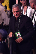 LAS VEGAS, NV - AUGUST 26:  CEO of CBS Corporation Leslie Moonves attends the super welterweight boxing match between Floyd Mayweather Jr. and Conor McGregor on August 26, 2017 at T-Mobile Arena in Las Vegas, Nevada. (Photo by Jeff Bottari/Zuffa LLC/Zuffa LLC via Getty Images)