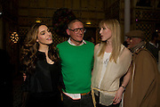KELLY BROOK; GILES DEACON; JADE PARFIT, Kate Grand hosts a Love Tea and Treasure hunt at Flash. Royal Academy. Burlington Gardens. London. 10 december 2008 *** Local Caption *** -DO NOT ARCHIVE-© Copyright Photograph by Dafydd Jones. 248 Clapham Rd. London SW9 0PZ. Tel 0207 820 0771. www.dafjones.com.<br /> KELLY BROOK; GILES DEACON; JADE PARFIT, Kate Grand hosts a Love Tea and Treasure hunt at Flash. Royal Academy. Burlington Gardens. London. 10 december 2008