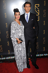 April 23, 2012 - New York, NY, USA -   . . . . . .April 23, 2012...New York City Kourtney Kardashian and Scott Disick at the Grand Opening of RYU Restaurant on April 23, 2012  in New York City  (Credit Image: © Sharkpixs/ZUMAPRESS.com)